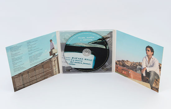 digipack triple